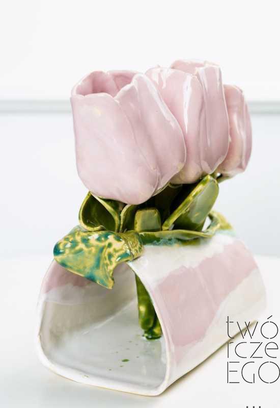 Ozdoba tulipany