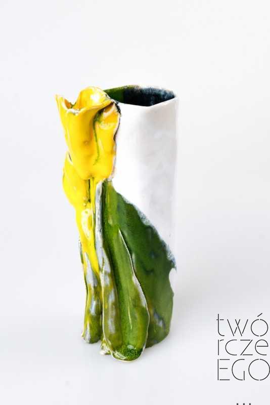 Wazonik tulipan