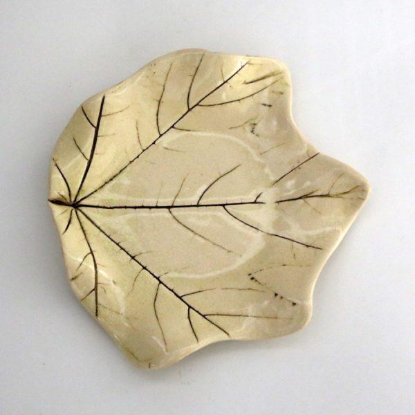 Filiżanka liść