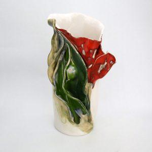 Wazon tulipany