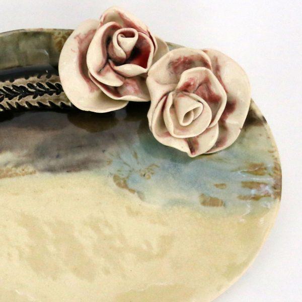 Patera róże