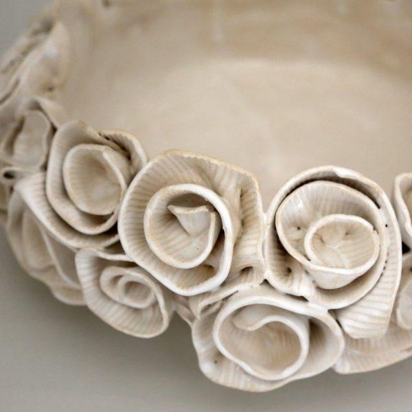 Misa róże karbowane